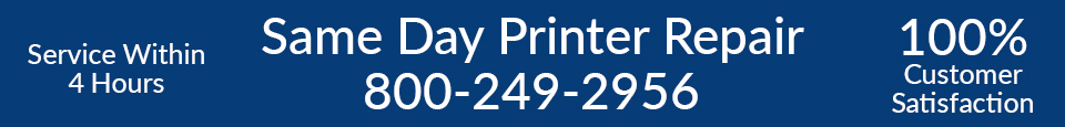 printer repair service same day delivery