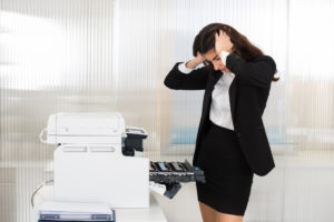 Services Contracts for Copiers and Printers